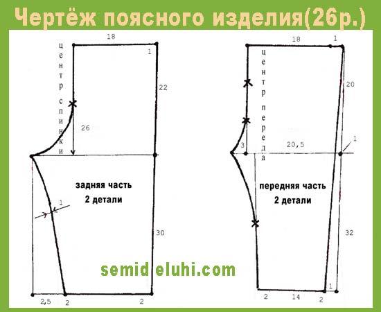 Permalink to Выкройка детских брюк. View all posts by admin. безрукавка вязаная, схема вязание кардиган и вязание