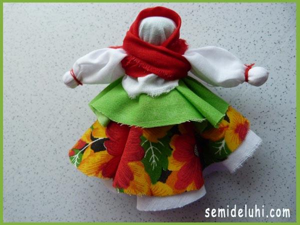прості народні ляльки